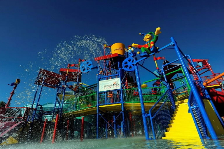 Legoland Florida Water Park To Host Dogs For Charity