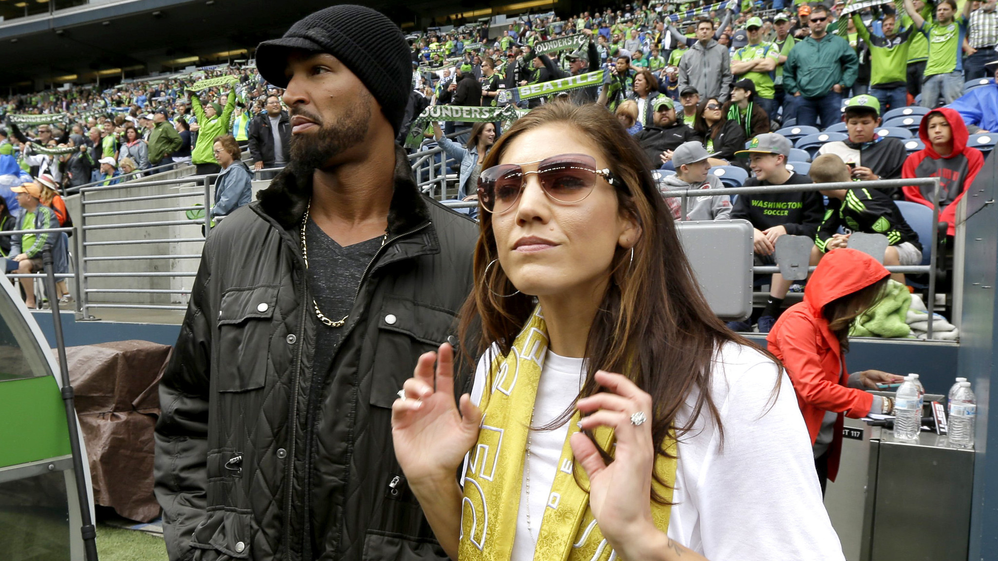 hope solo sports illustrated