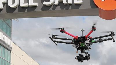 Florida leads U.S. for FAA drone approval in real estate