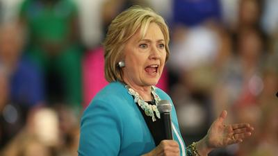 Clinton to unveil new gun measures, sharpening contrast with Sanders and GOP