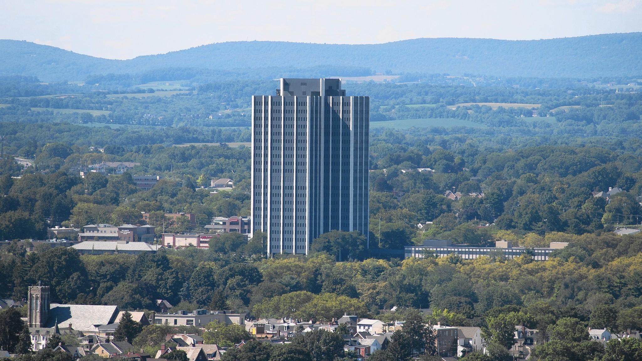 martin tower - photo #24