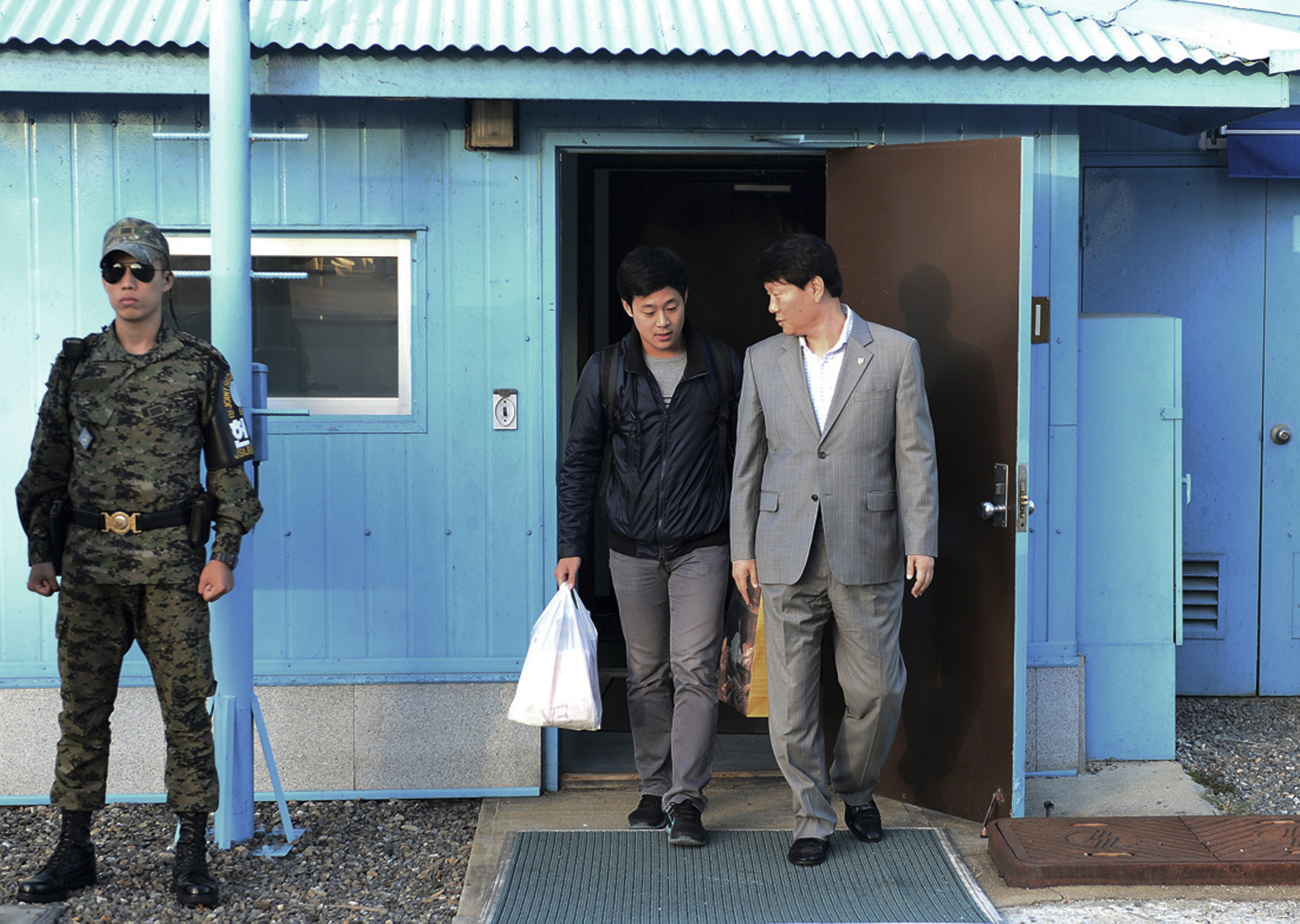 Seoul: North Korea releases detained South Korean student