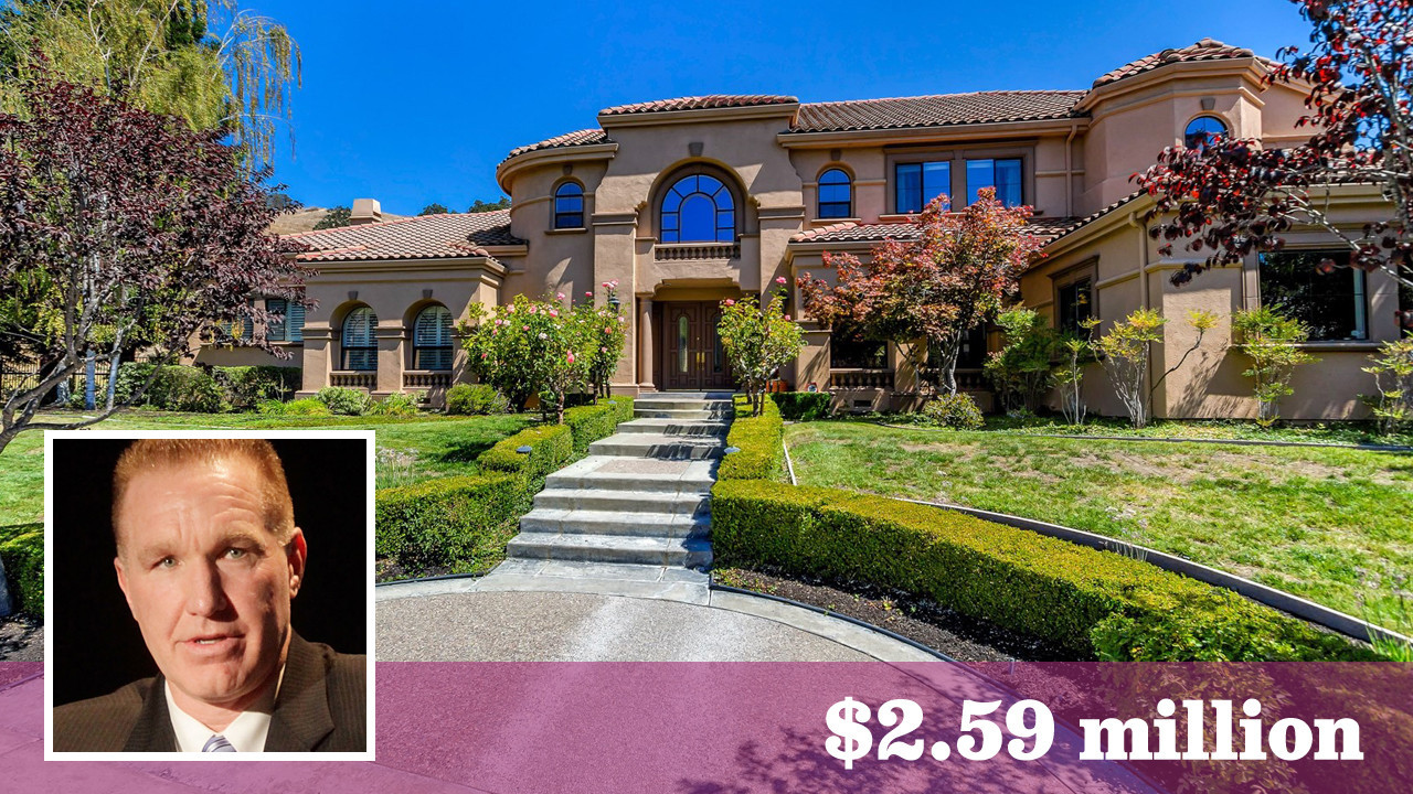 NBA great Chris Mullin sells his home court in Danville for $2 59