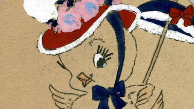 Verdugo Views: Donald Duck mystery appears in the archives