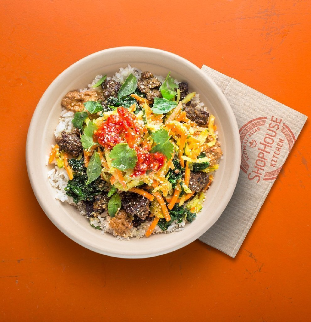 Shophouse chipotle 39 s asian concept now opening two for Asian cuisine chicago