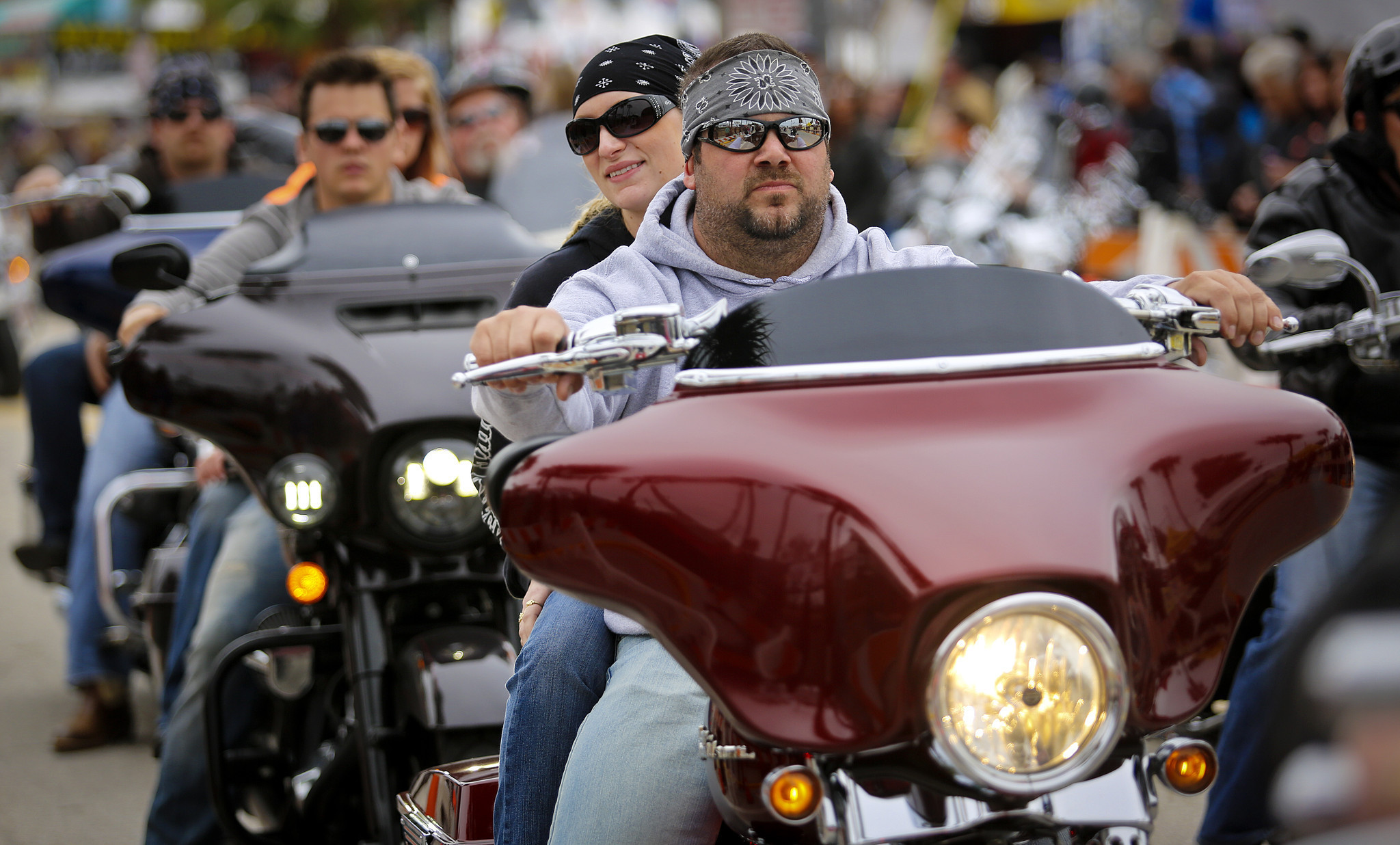 Florida Bike Fests Rides And Rallies