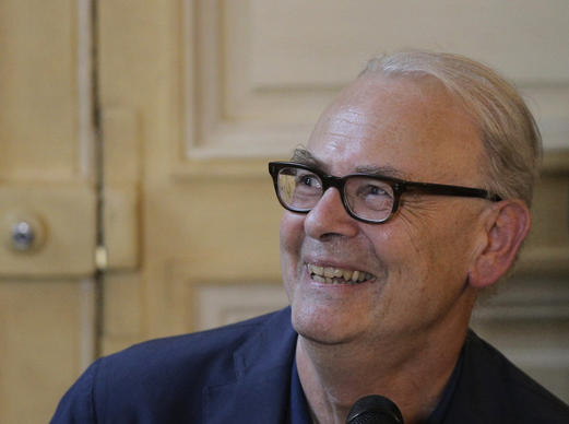 French novelist Patrick Modiano won the 2014 Nobel Prize in Literature