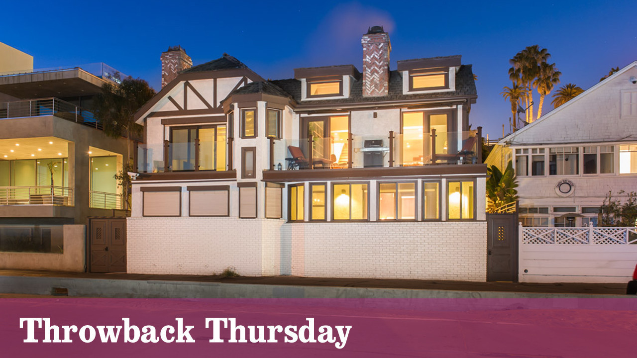 Onetime donald sutherland beach house in santa monica is Sutherland home