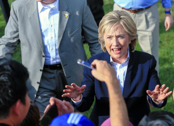 (Nati Harnik / Associated Press)