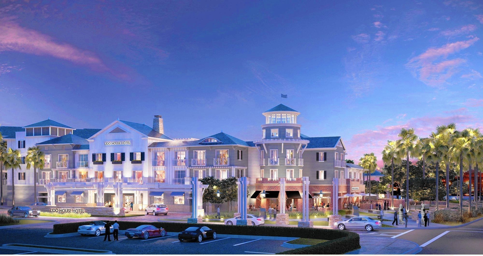 lido house hotel wins coastal commission ok for former newport