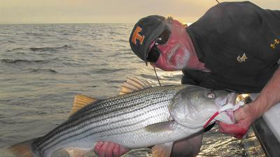 Bay angler shares fishing secrets ahead of Oyster Stroll