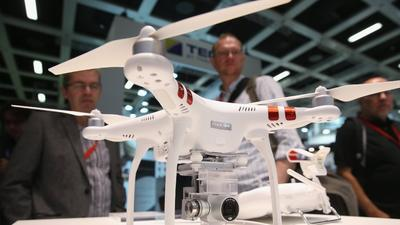 Risky near misses between drones and other aircraft surge in California