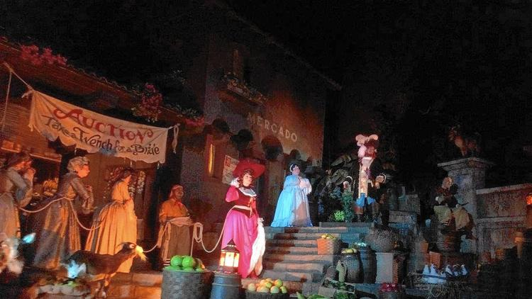 Disney's Pirates of the Caribbean at Magic Kingdom
