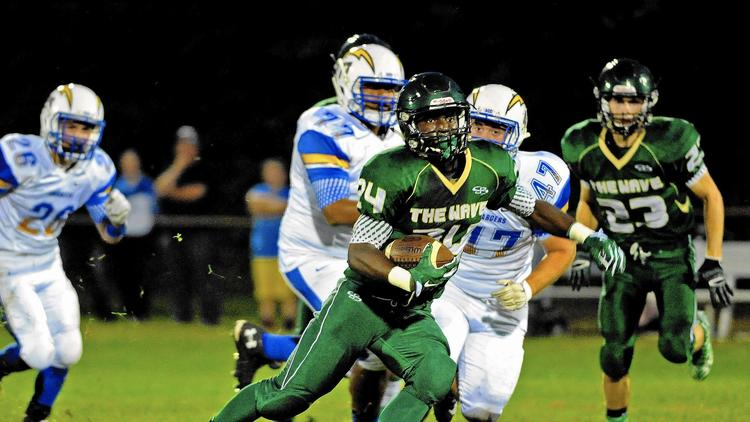 Football Insider: St. Edward's Dwayne Allen Jr. pursues rushing record