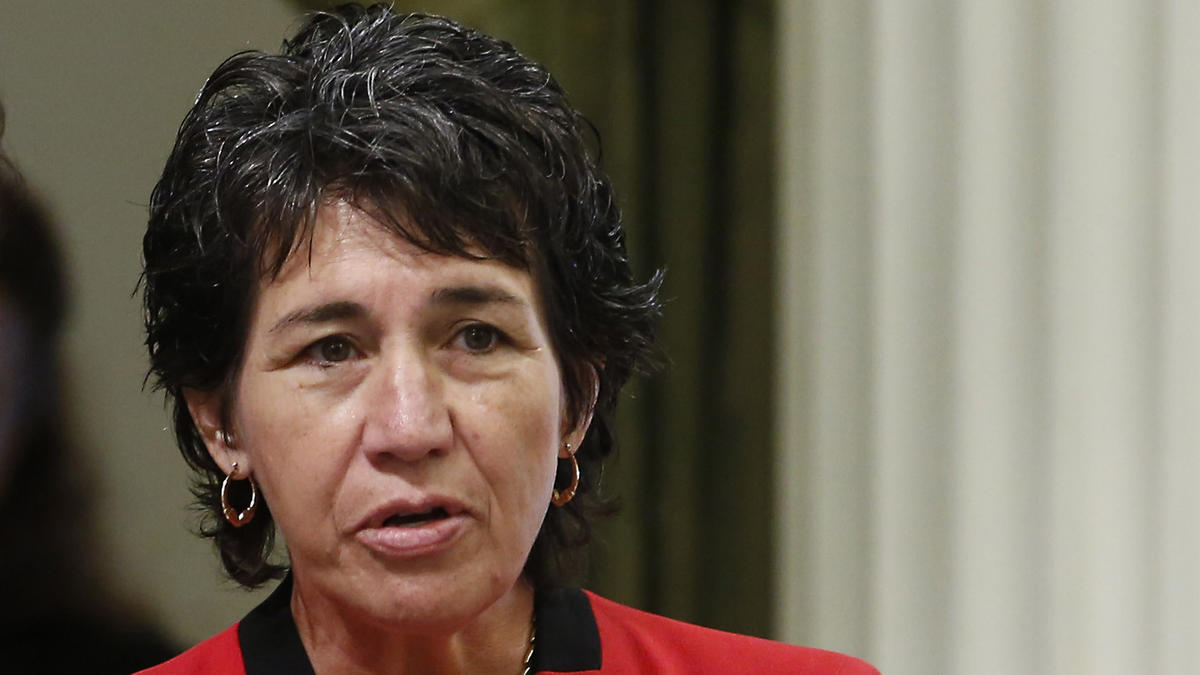 Assemblywoman Susan Talamantes Eggman (D-Stockton) (Rich Pedroncelli / Associated Press)