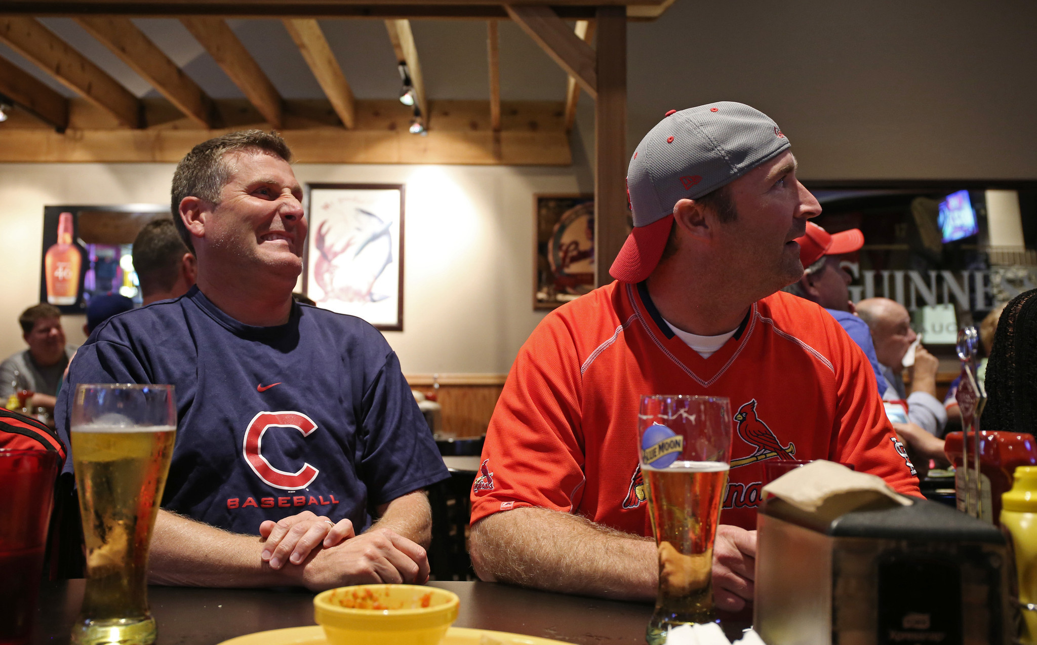 cubs, cardinals fans found in surprising places, according  ~ Wand Tv Cubs