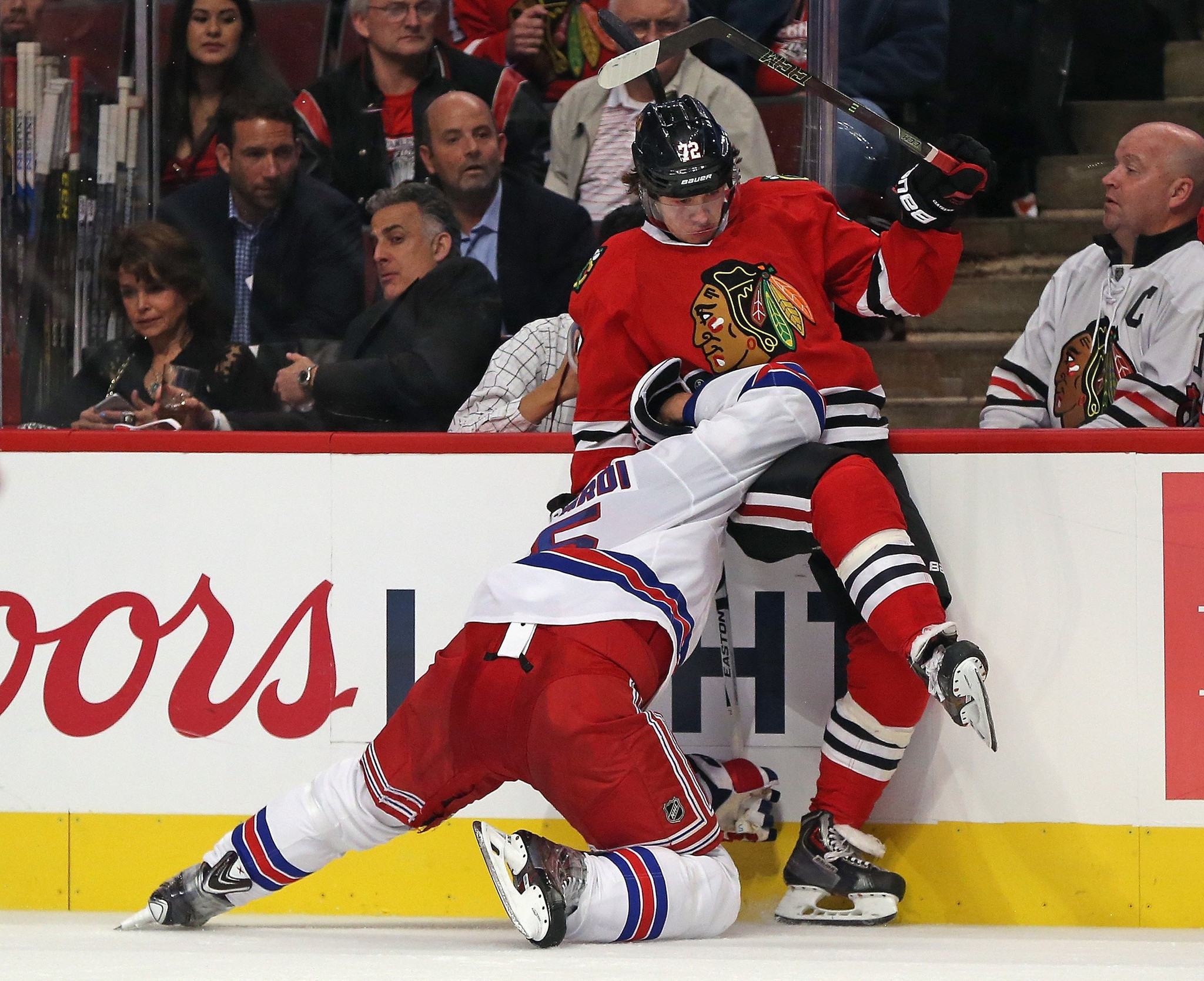 Blackhawks rookie Artemi 'Bread Man' Panarin is quickly on the rise