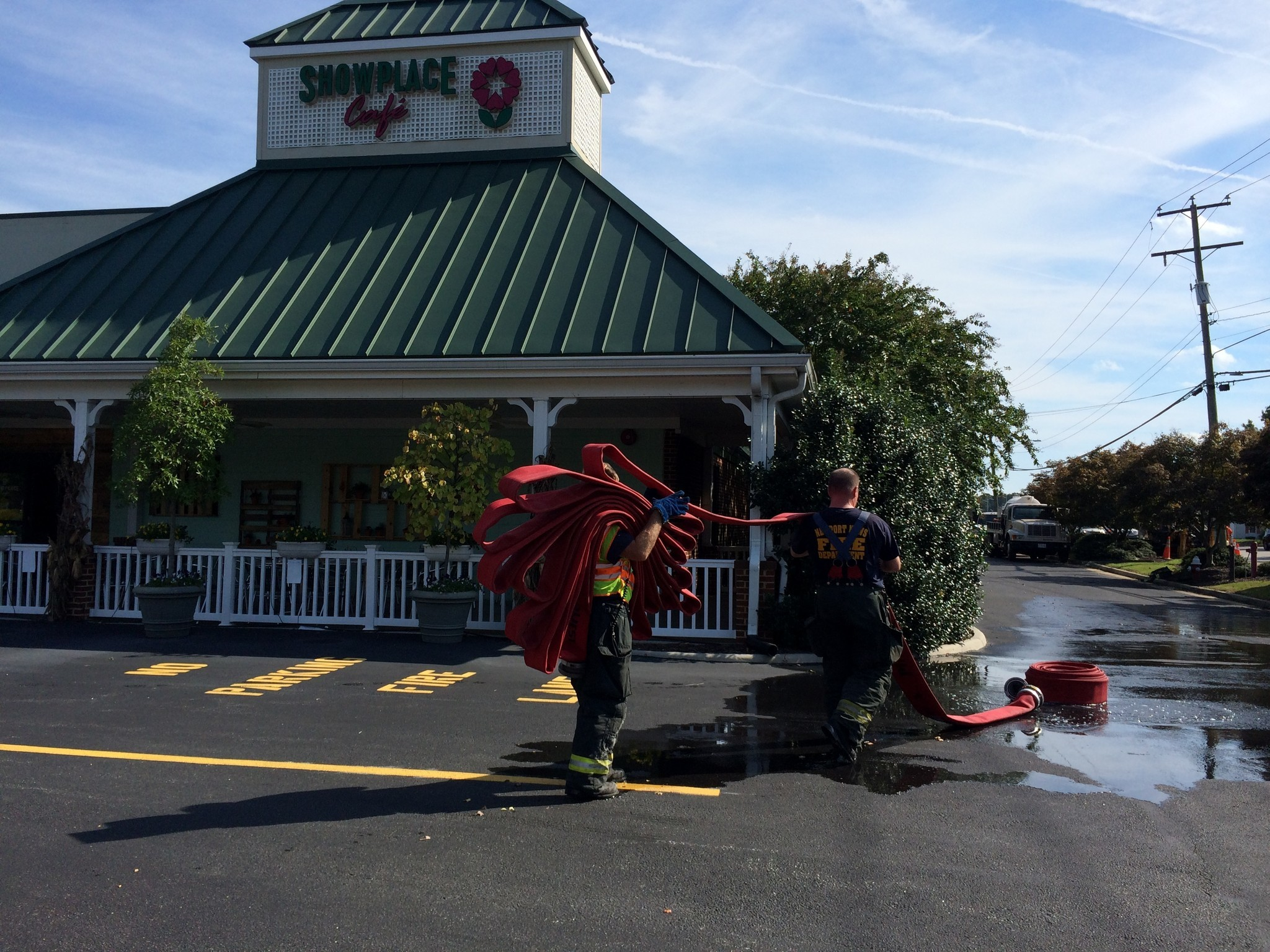 UPDATE: Andersonu0027s Showplace In Newport News Back Open After Fire, Owner  Says   Daily Press