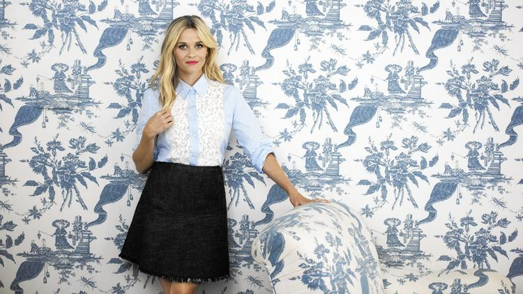 Reese Witherspoon wearing Draper James
