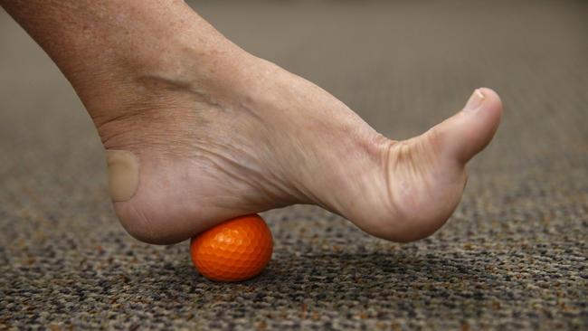 Barefoot Exercises To Regain Strength