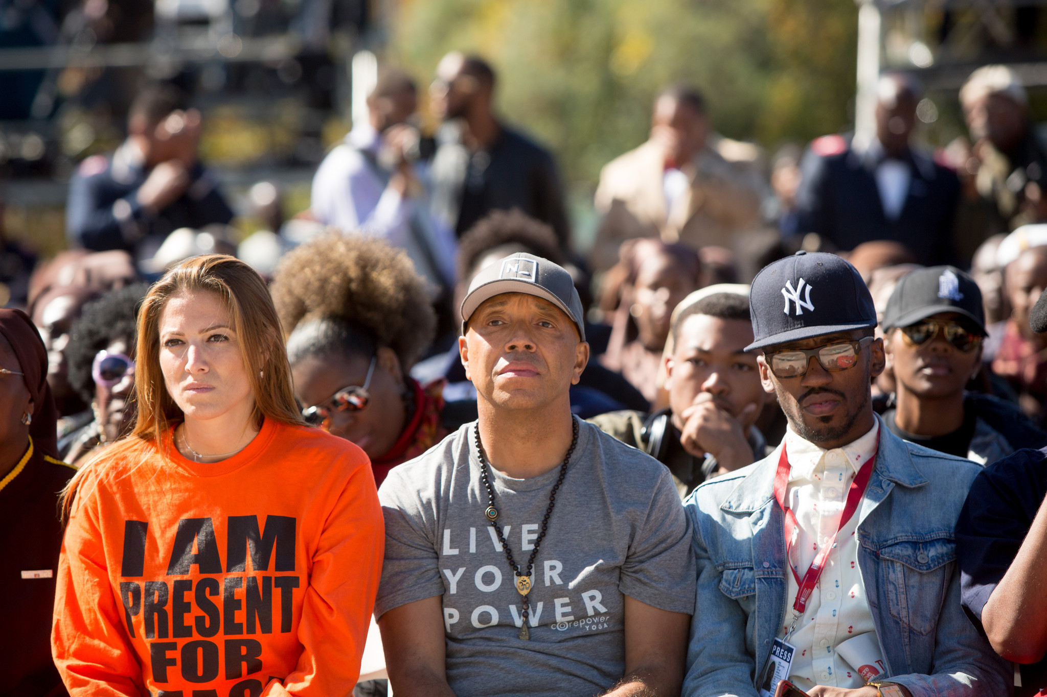 Black men call for change at Million Man March anniversary