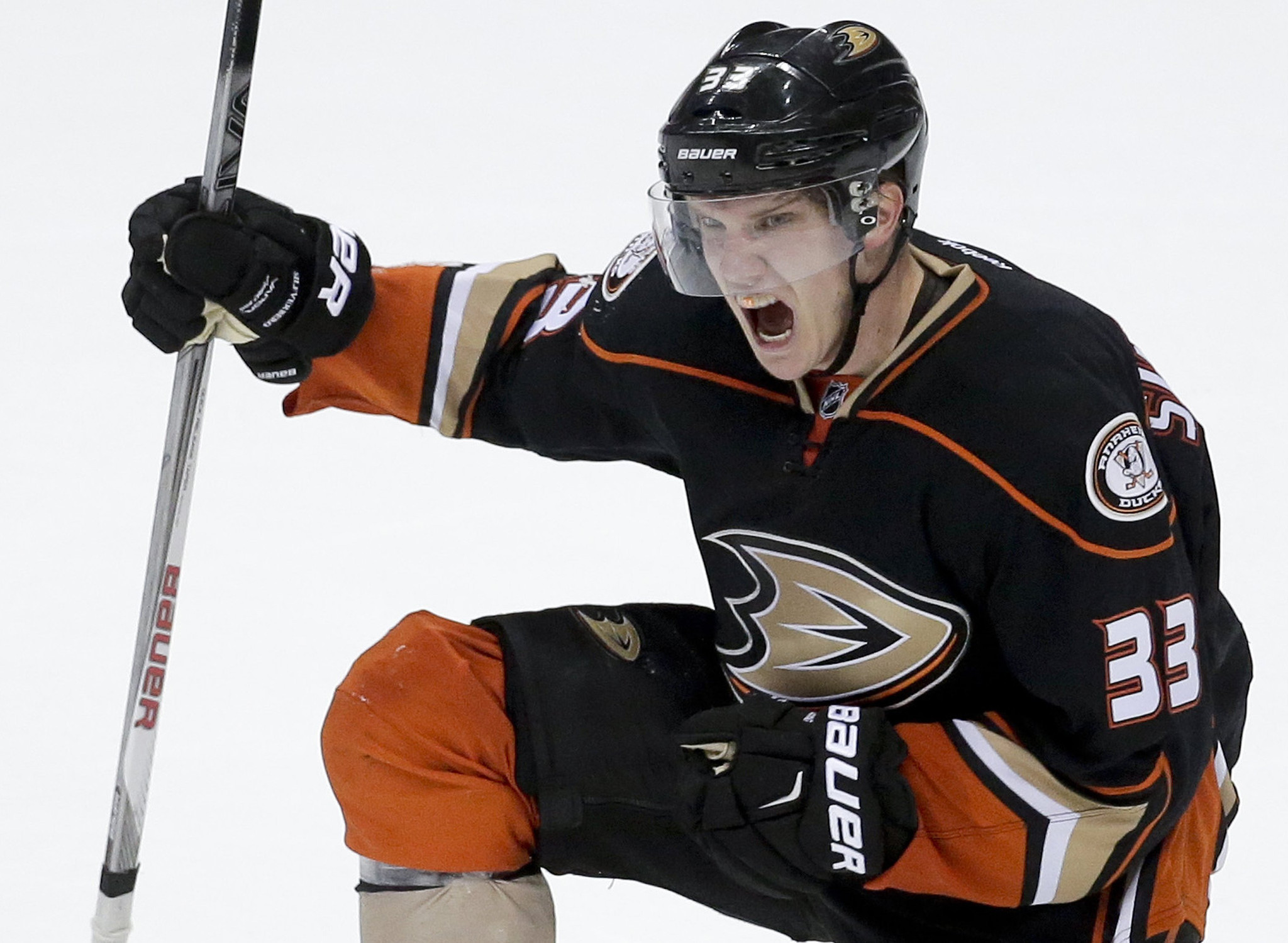 The Anaheim Ducks expect Jakub Silfverberg to keep the torrid scoring pace of the end of last season