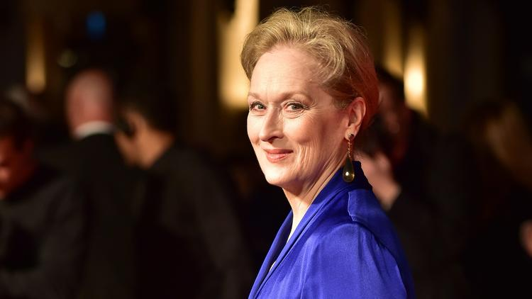 Meryl Streep gives powerful speech in Convention Star Power