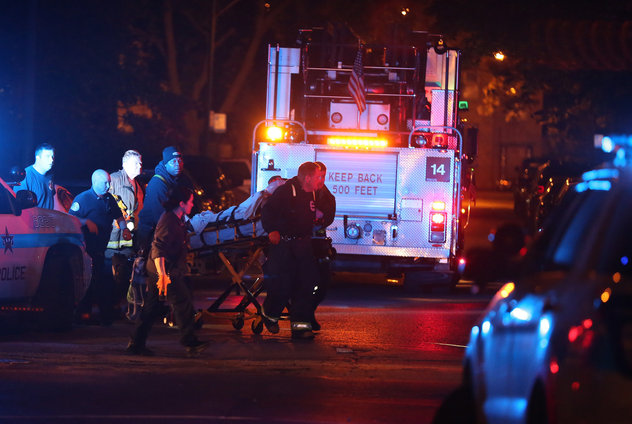 Weekend shooting toll: 4 dead, at least 16 wounded