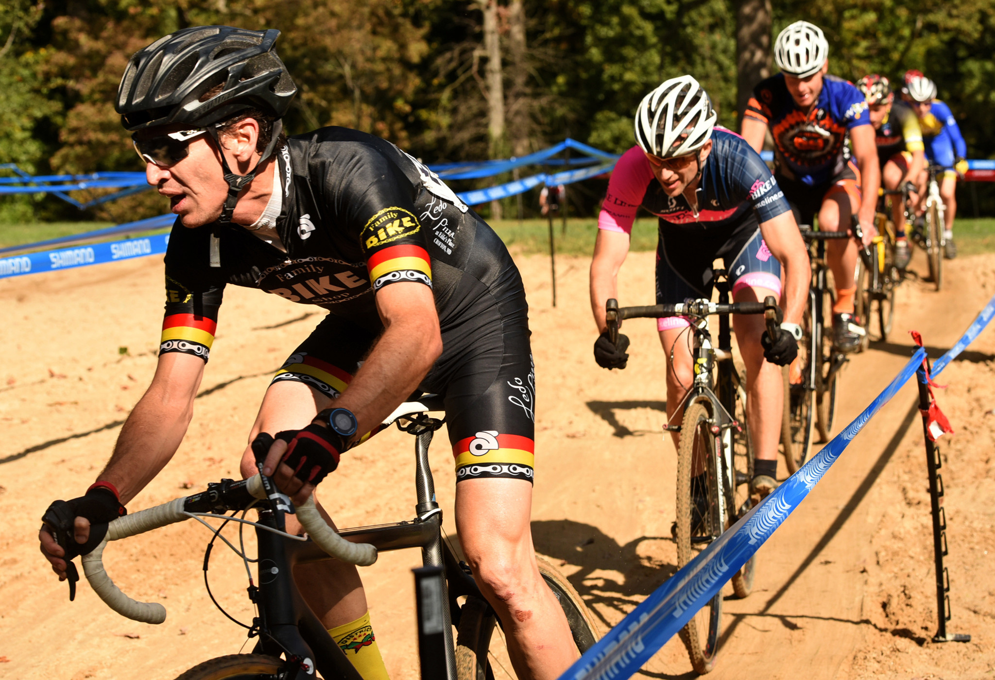 charm city cyclocross attracts 5 000 to druid hill park