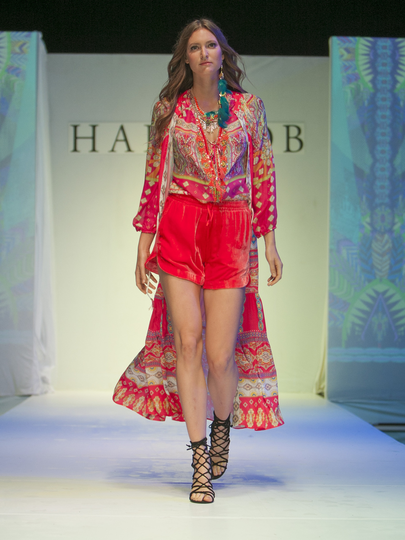 Hale Bob And Liberty Garden Spring 2016 Runway Collections La Times