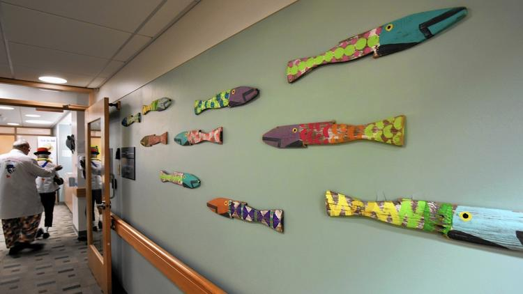 Pictures: Healing Art At Smilow Cancer Hospital