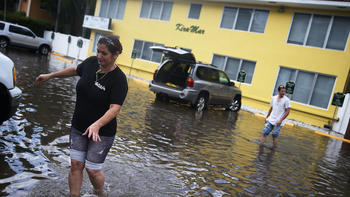 Study: Ocean could claim South Florida cities