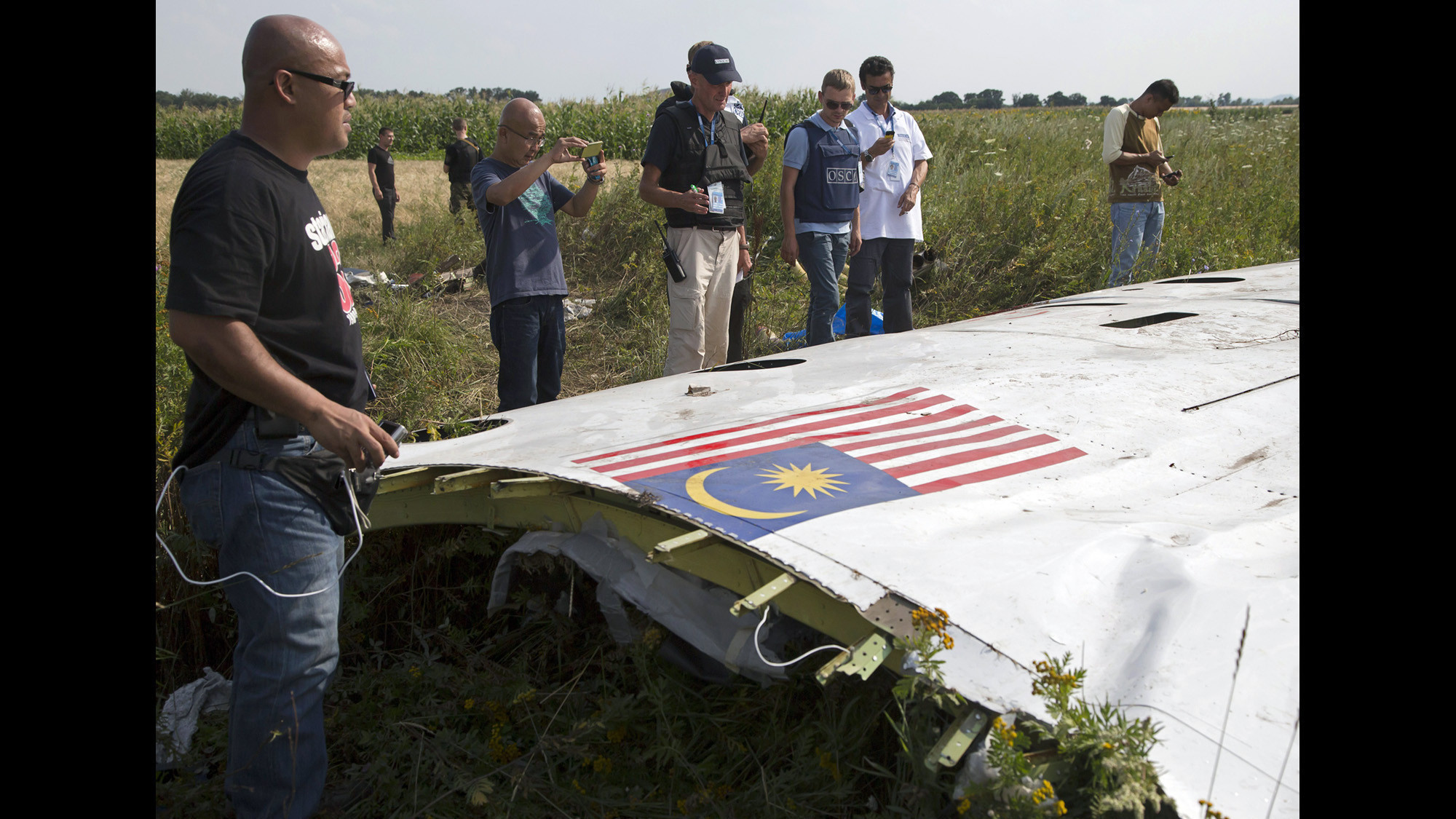 MH 17 - cover