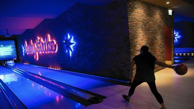 Cook County's bowling for dollars? This is some state we're in