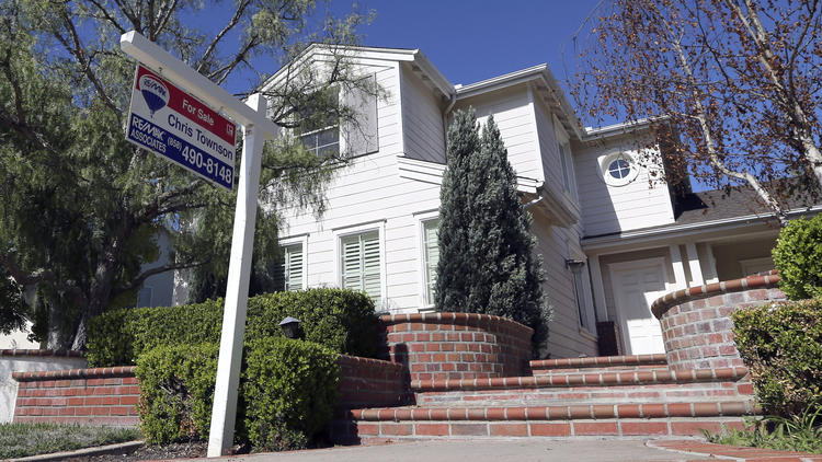Mortgage rates rise