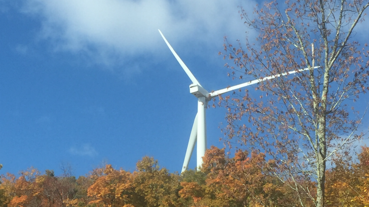 Colebrook Wind Farm Ready To Go Bringing State Into An Industry Power That Remains Controversial Hartford Courant