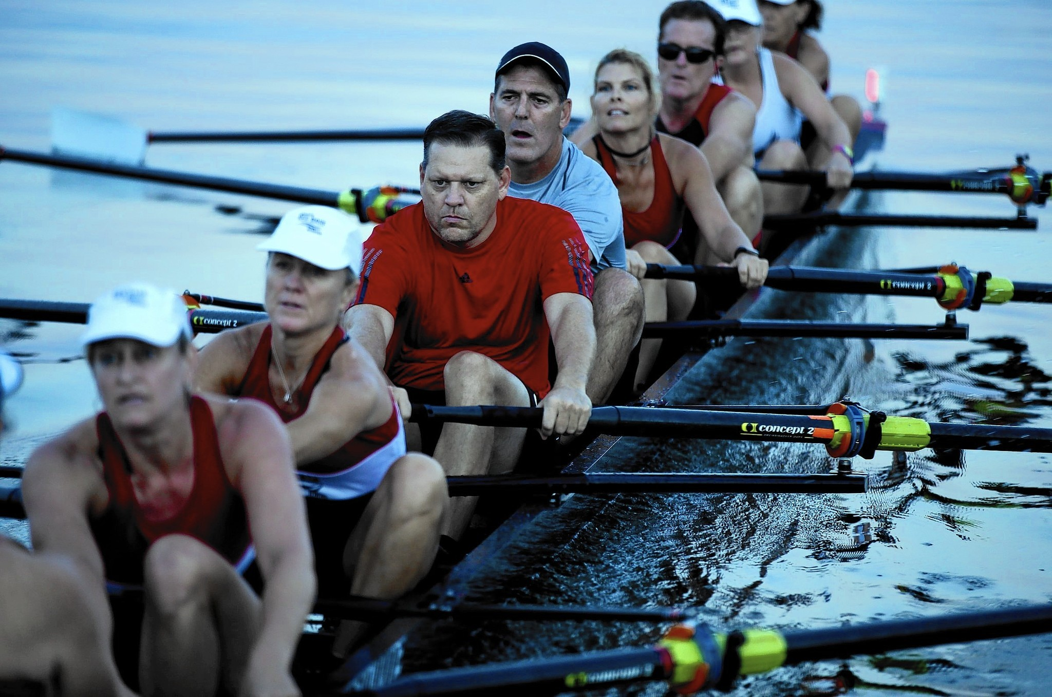 Rowing is a full-body workout that makes you want to go ...