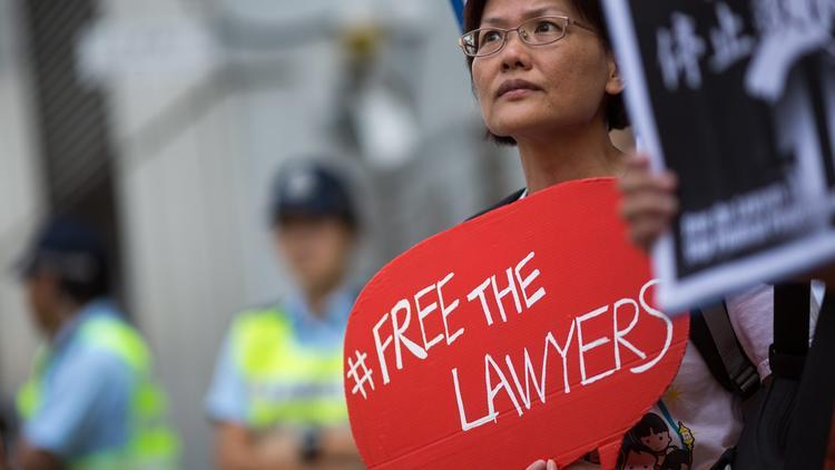 China lawyers