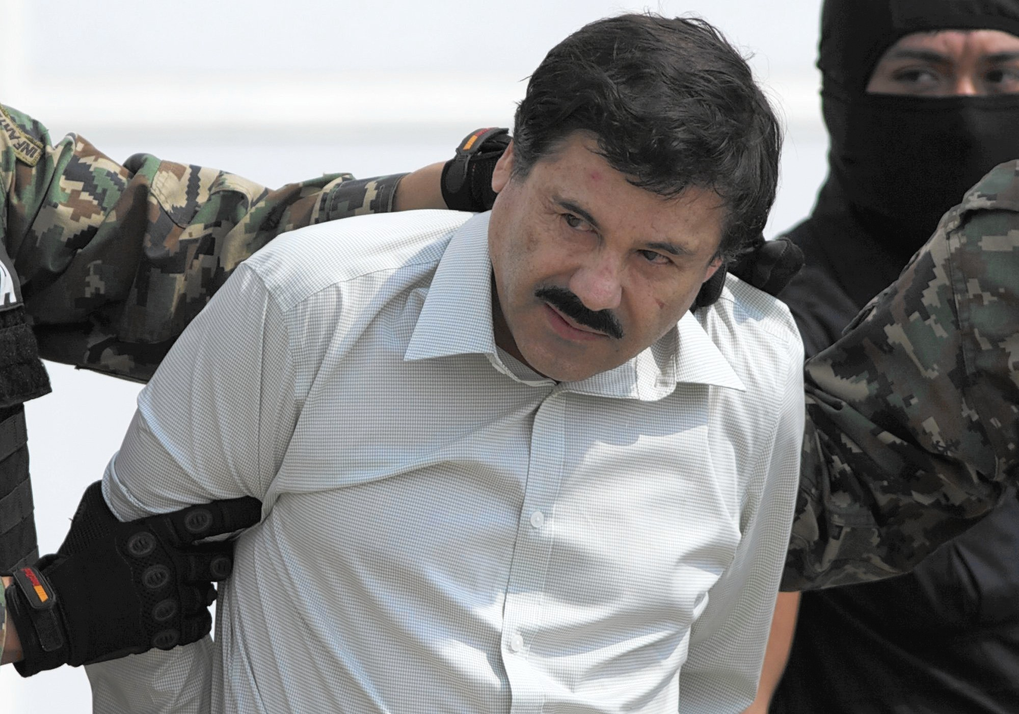 Mexican drug lord flown to Sinaloa mountains after escape