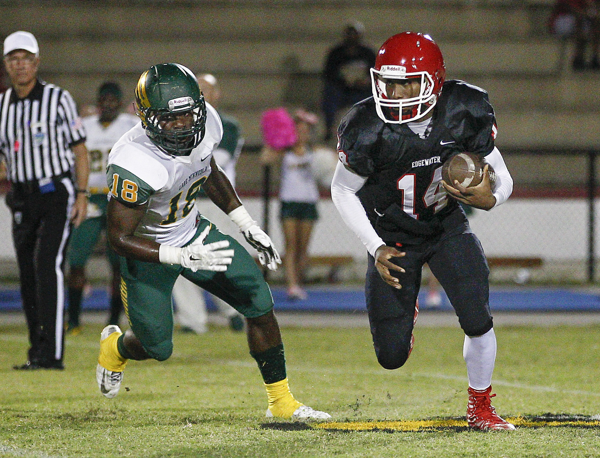 Edgewater Remains Unbeaten In District With Win Over Lake Minneola