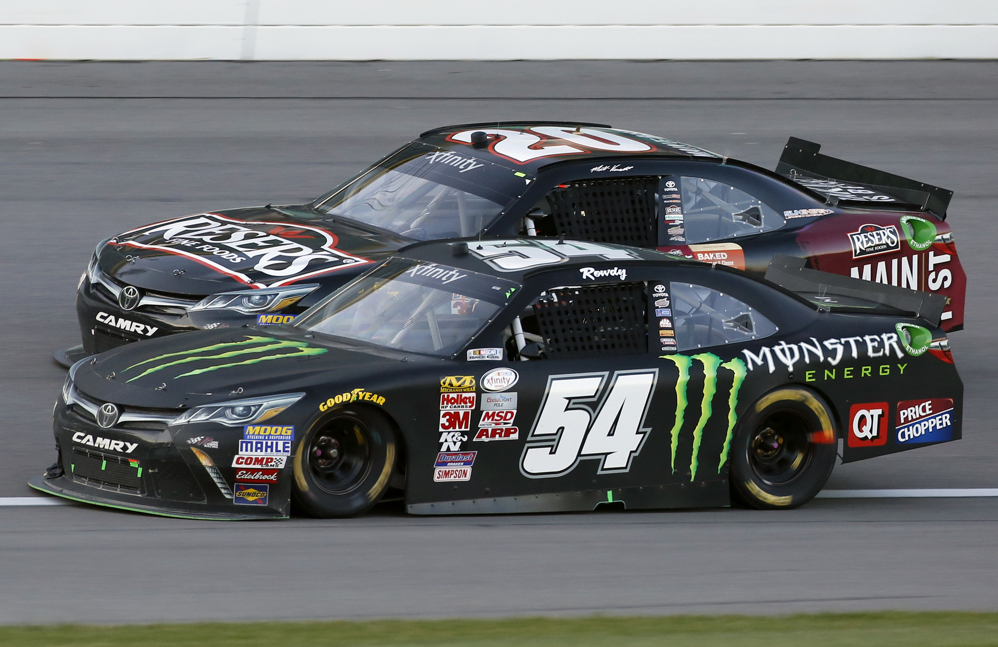 Kyle Busch Wins Xfinity Race At Kansas Speedway The Morning Call