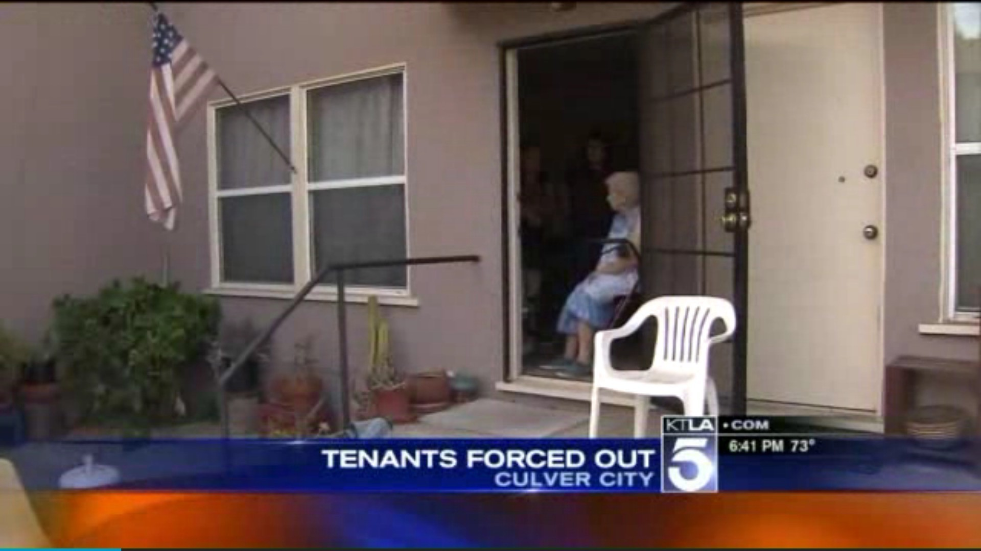 new owner of culver city apartment building issues eviction notices