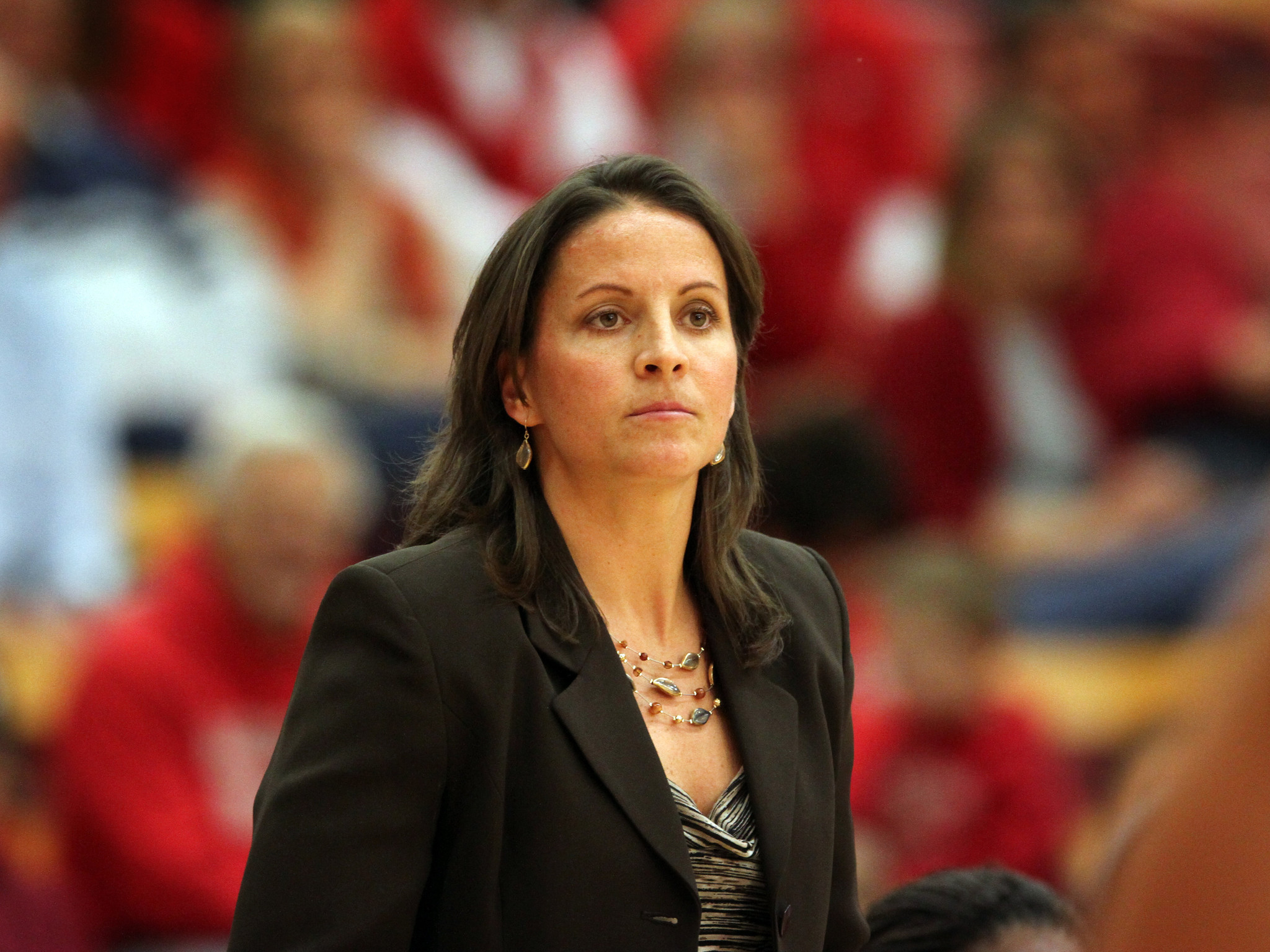 UConn Women Basketball Insider: Jen Rizzotti Is Content For Now - Hartford Courant