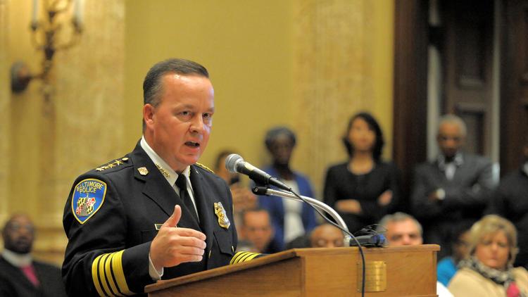 Police Commissioner Kevin Davis
