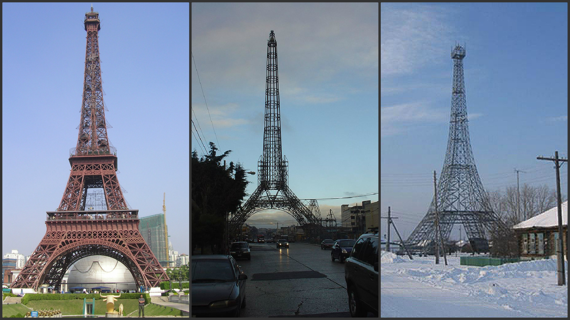 Seven Places To See The Eiffel Tower Not Counting The