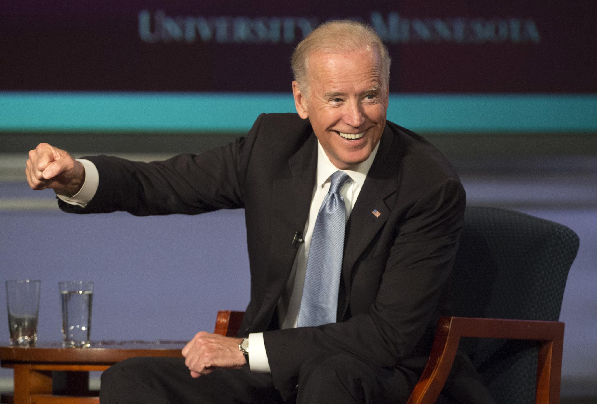 Biden offers new account of his role in bin Laden raid