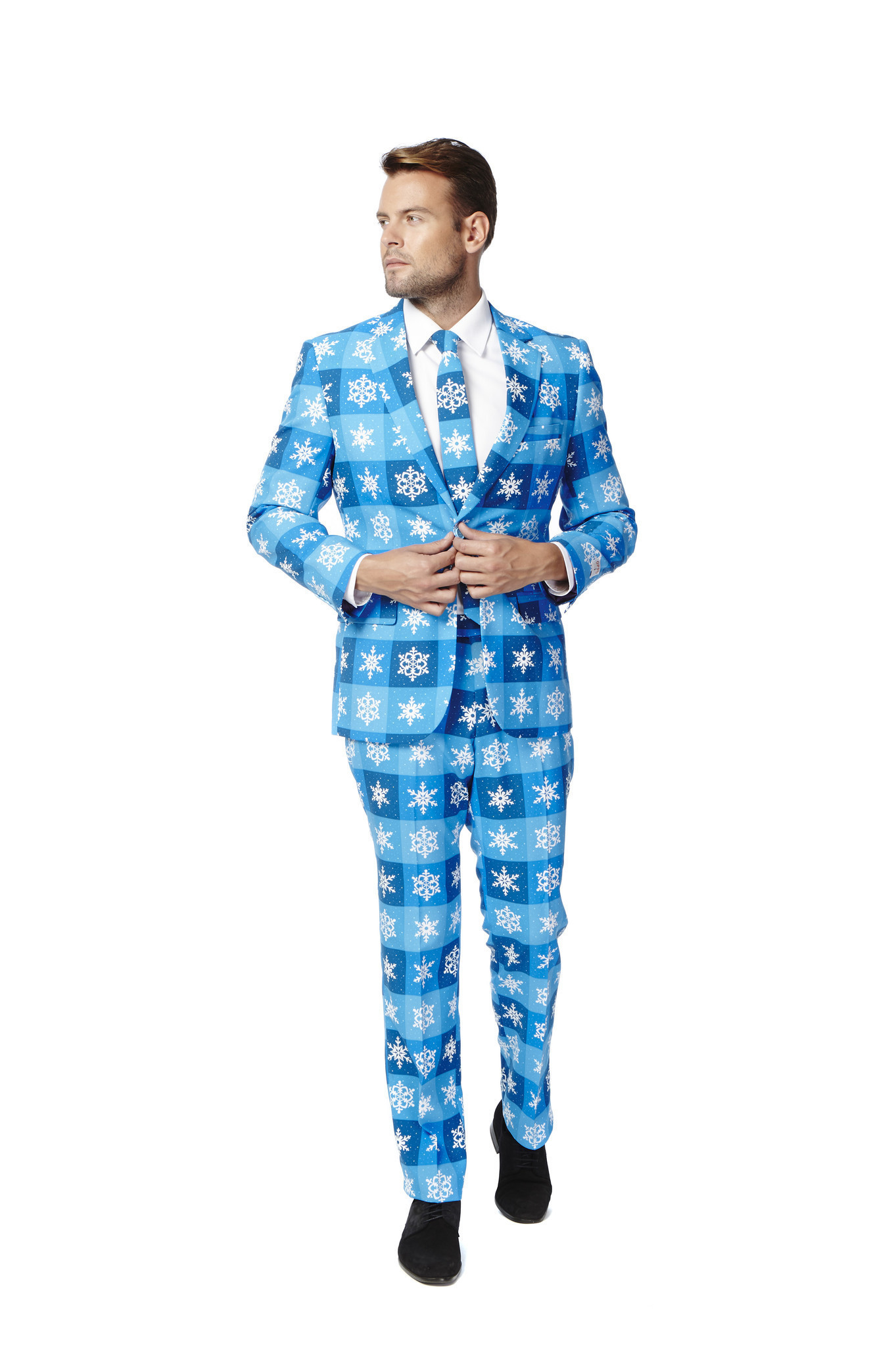 Santa Style Macy S Sells Christmas Holiday Suits For Men