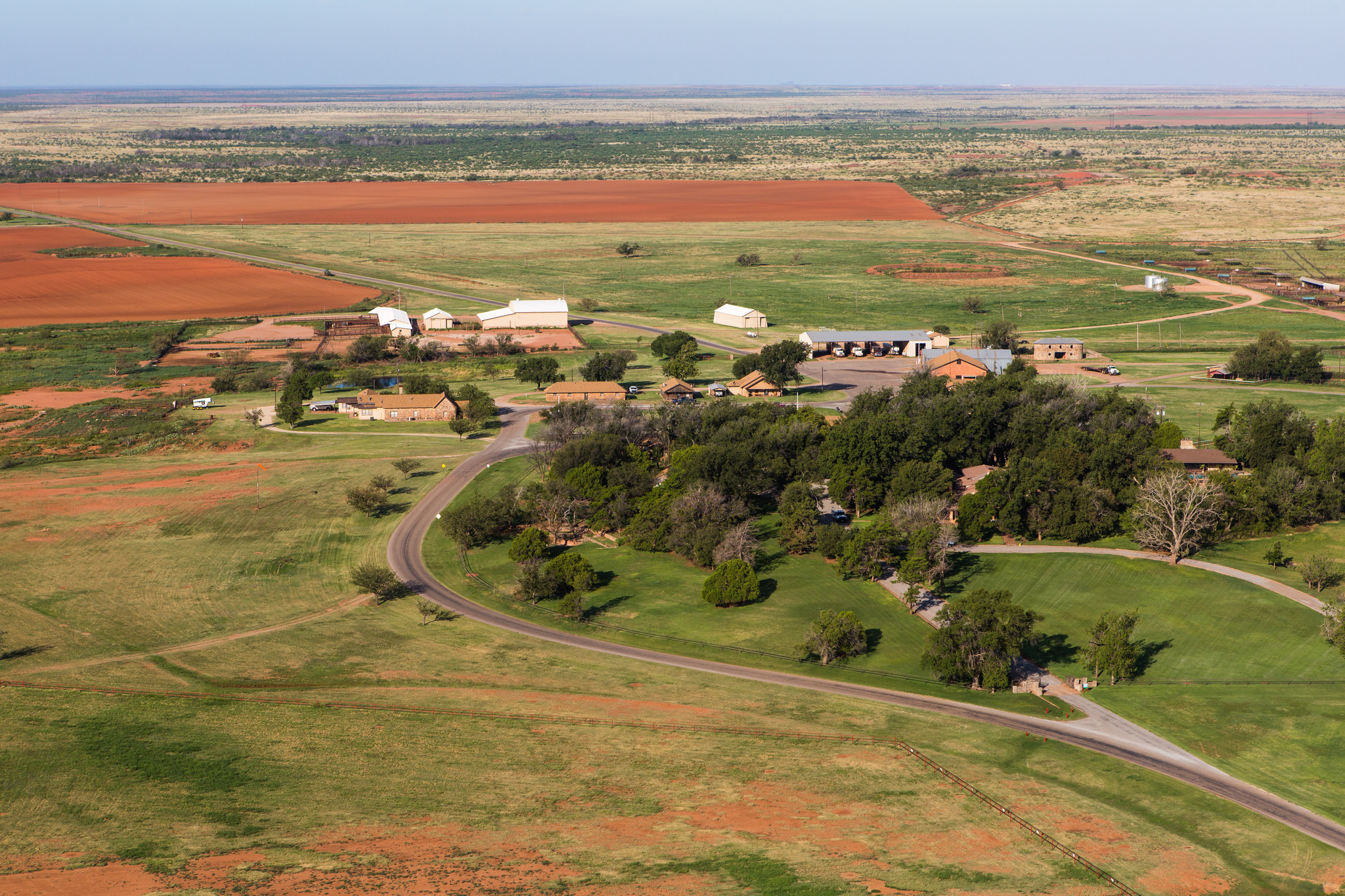Square Mile Texas Ranch For Sale All Yours For