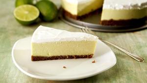 Gracias Madre's Key lime pie