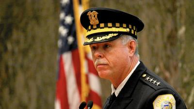 Chicago's top cop wants changes in criminal justice system